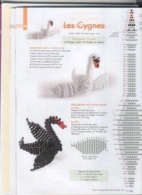 Схемы птиц.