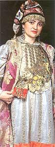 На иональный татарский костюм прошел длинный путь исторического особенности в одежде...