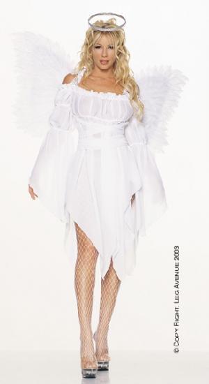 Платье для костюма ангела
