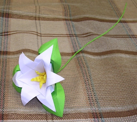 оригами изх модулей сердце. фото ремонтов в х комнатной хрущвке.