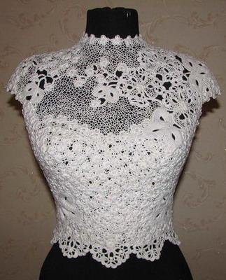 Модели вязания из самых
